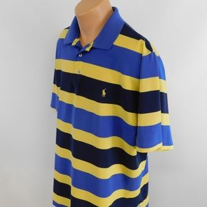 Polo Golf short sleeve polo shirt.  XL